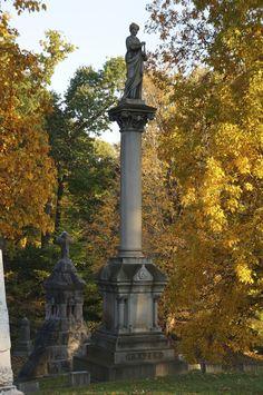 Oakwood Cemetery Oakwood Cemetery, Outside World