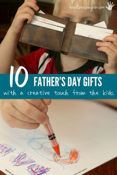 Father's Day Gifts with a Creative Touch from the Kids - #tackytiebribes #bh #ad @JCPenney