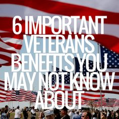 6 Important Veterans Benefits You May Not Know About Veterans Discounts, Military Discounts, Military Spouse, Military Life, Military Families, Military Veterans, Vietnam Veterans, Disabled Veterans Benefits, Veteran Spouse Benefits