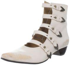 @Emily Schoenfeld Lewis I just feel like you'd love these! John Fluevog Women's Petrea Ankle Boot