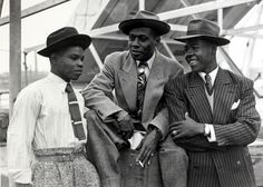People, Immigration, pic: 22nd June 1948, Some of the first Immigrants from the Caribbean island of Jamaica arrive at Tilbury, London, on board the ' Empire Windrush'