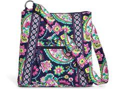 Vera Bradley Hipster Crossbody in Petal Paisley Purse Bag 11262 154 | eBay