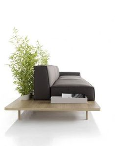Mus Sofa by Francesc Rife is a Great Place to Plant Yourself