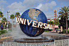 Universal Studios est un par d'attractions amusant, grand, et palpitant.