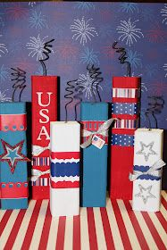 Giggles Galore: Firecrackers with 2x4