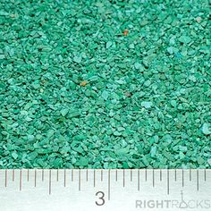 Crushed Malachite - Small Sand - 100% Natural Stone Without Fillers