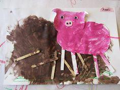 Week 2: Pigs by zenia, via Flickr