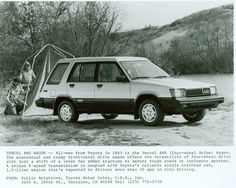 TFLcar's Five Little Steps to Modern Baby Crossovers starts with #5 - the '84 Toyota Tercel SR5 4WD Wagon. Every car on this list was driven by the author.