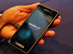 RIM Unveils BlackBerry 10 On January 30