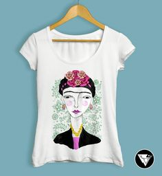 Oh, my Frida* #tees #design #illustration #fridakahlo