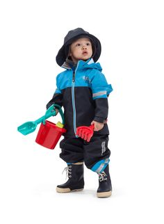 Didriksons Watermans Waterproof Kids Set - perfect for Autumn!