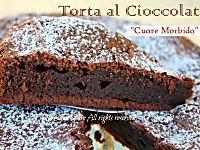 Torta Brasiliana al cioccolato dolce SENZA uova e burro.Ricetta facile, veloce di Benedetta Parodi.Una torta golosa, morbida e leggera aromatizzata al caffe