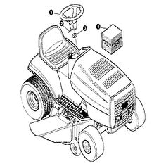 Craftsman lawn tractor is exactly what you need when you