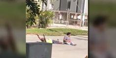 Florida: Policía balea en el suelo al cuidador de un autista