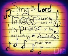 Image result for psalm 149:1
