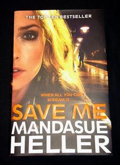 Save Me by Mandasue Heller: Book Review - My Random Musings