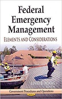 Télécharger [Federal Emergency Management: Elements and Considerations] (By: Lewis B. Adams) [published: May, 2013] Gratuit Emergency Response Plan, No Response, Emergency Management, 2013, Consideration, How To Plan, Baby, Emergency Readiness Plan, Baby Humor