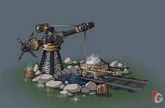 mining tools from heroes of might and magic 5