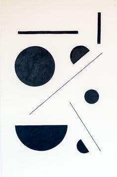 Minimal art/monochrome/geo/geometric shapes///- Bobby Clark original acrylic painting on paper x Geometric Art, Geometric Patterns, Modern Art, Contemporary Art, Acrylic Painting On Paper, Poster S, Minimalist Art, Minimalist Painting, Grafik Design