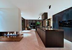 Interior Exterior, Home Interior Design, Luxury Apartments, Luxury Homes, Luxury Kitchen Design, Shabby Chic Interiors, Living Styles, Design Moderne, Cuisines Design