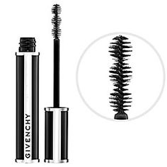 I am in love with this mascara! Givenchy - Noir Couture 4 in 1 Mascara  #sephora