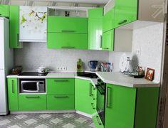Угловая кухня пластик_1989