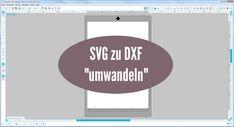[Plotter-Anleitung] SVG in eine DXF – Datei für die Silhouette Software umwandeln | Blog ohne Namen
