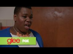Unique from Glee singing if i were a boy. One of the first portrayals of a transgender character on primetime tv