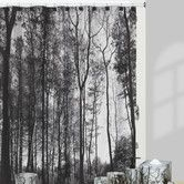 Found it at Wayfair - Sylvan Shower Curtain