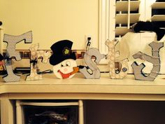 Winter Finished Craft Contest Winners