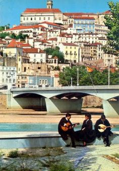 Coimbra, Portugal. City of students <3