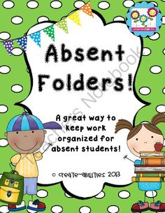 Absent+Folders!!+FREE!!+from+Create+abilities+on+TeachersNotebook.com+-++(7+pages)++-+Absent+Folders!!+FREE!!