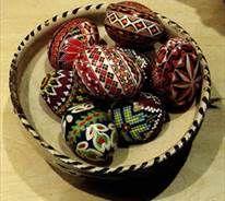 Romainian eggs
