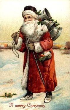 tarjetas navidad vintage 64                                                                                                                                                     Más