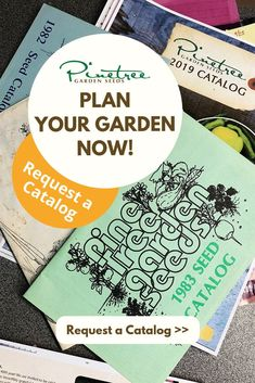 Request a free Pinetree Garden Seeds Catalog