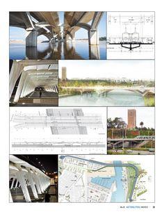 Aga Khan Award for Architecture Marc Mimram / Le Nouveau Pont Hassan II à Rabat A+E Architecture et Environnement au Maroc Magazine Numéro 0