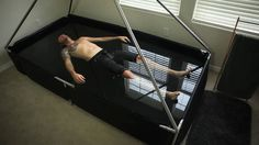 The Zen Float Tent – First Affordable Isolation Tank For Home Use | The Mind Unleashed