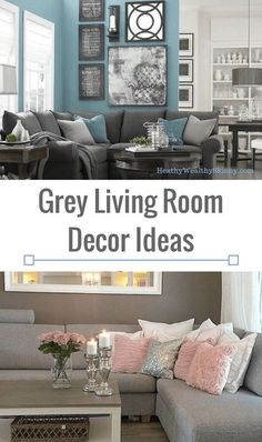 Grey Living Room Decor Ideas This Post Contains A Collection Of Some My Favorite