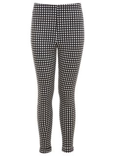 Scuba Dogtooth Tube Trouser