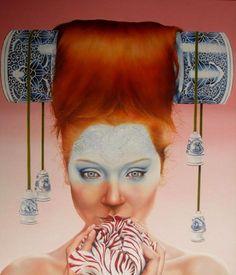 Porcelain Skin by Helene Terlien