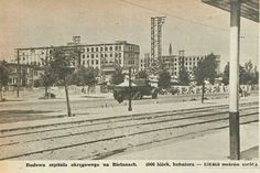Budowa sxpitala na Bielanach