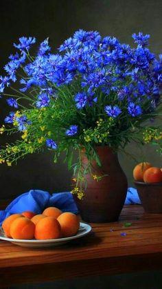 My Flower, Flower Art, Flower Power, Beautiful Flowers, Ikebana, Beautiful Flower Arrangements, Floral Arrangements, Still Life, Planting Flowers