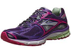 Brooks Ravenna 5 Women's Shoes Purple/Fuchsia/Green