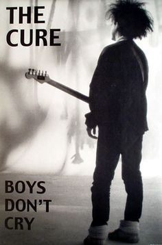 The Cure. This poster was on the back of my door my entire teenage life.
