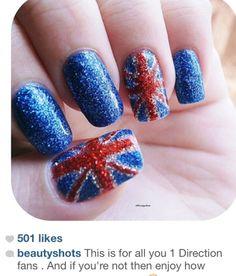 British nails