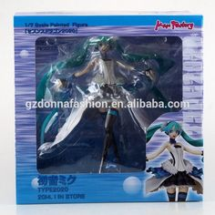 Anime Wholesale 24.5cm Hatsune Miku 7th Dragon 2020 Action Figure, View Hatsune Miku, donnatoyfirm Product Details from Guangzhou Donna Fashion Accessory Co., Ltd. on Alibaba.com