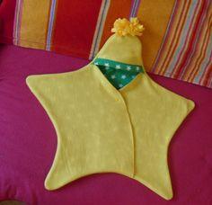 Baby Decke (Jacke) http://de.dawanda.com/product/69540271-Autositz-Baby-Einschlagdecke-Stern
