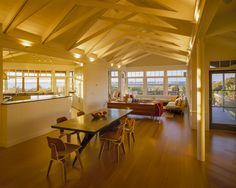 """A """"Great"""" Great Room - Fine Homebuilding"""