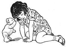 by Joyce Lancaster Brisley.                   De Avonturen van een teddybeer