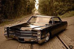 Blacklisted Old Cadillac.